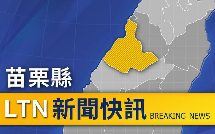 西濱快速道路通霄路段今凌晨發生砂石車追撞事故。