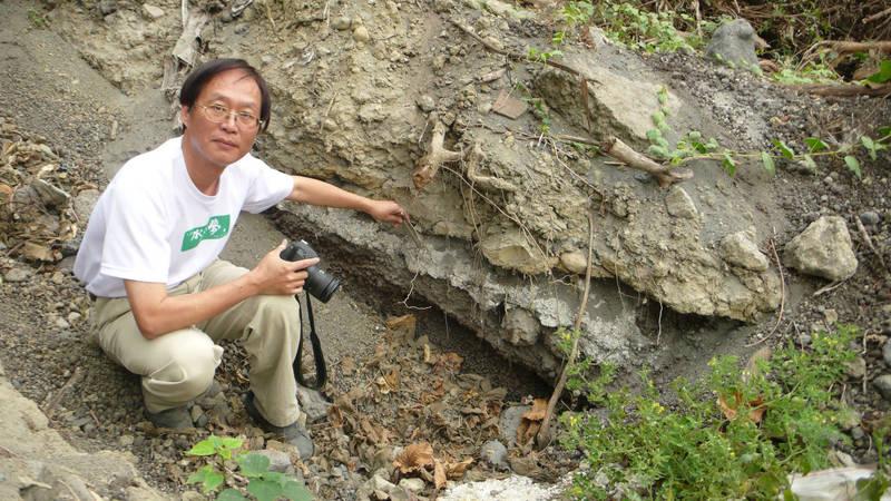 黃煥彰獲得2021台灣環境保護終身成就獎。(2021全國NGOs環境會議籌備委員會提供)