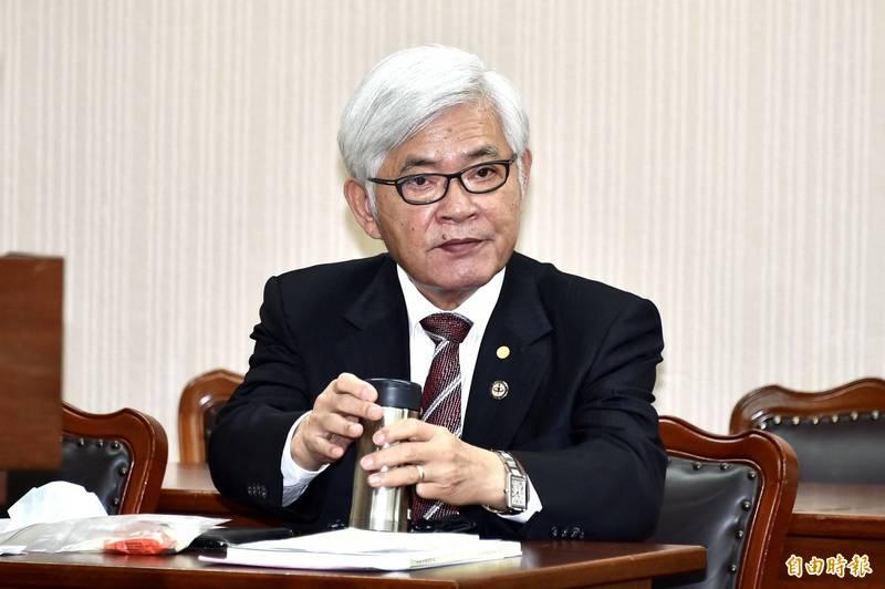 中選會主委李進勇。(資料照)