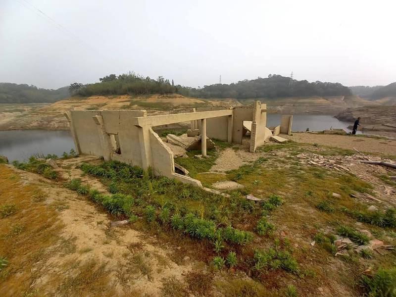 永和山水庫提供苗栗地區用水,建造於1980年7月,於1984年竣工啟用。(陳平章授權使用)