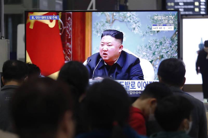 日本決定延長北韓制裁2年。(美聯社)