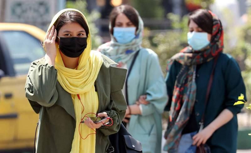 伊朗武漢肺炎今天新增確診人數突破2萬,超越6天前寫下的紀錄,目前伊朗疫苗接種進度緩慢,疫情更難以控制。(歐新社)