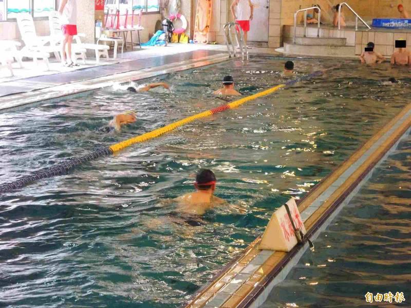 高雄市二階減量供水 泳池調整場次不補新水