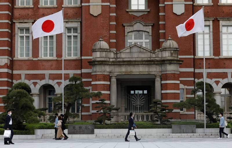 東京連續2天新增逾500例確診,都政府已向中央要求適用「防止疫情蔓延等重點措施」。(路透)