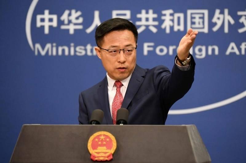 台灣同多國合作反擊疫苗外交,趙立堅批台灣是靠灑錢謀求國際空間。(法新社檔案照)