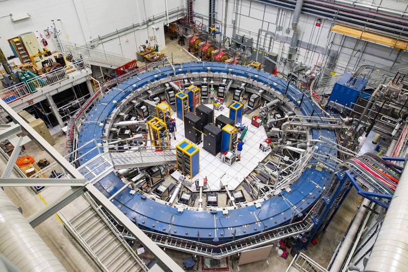 美國費米國立加速器實驗室疑似發現新作用力。(美聯社)