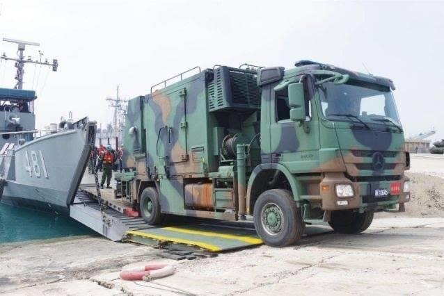 傳軍媒曝光機敏雷達車導致多人恐遭懲處 海軍:並非事實