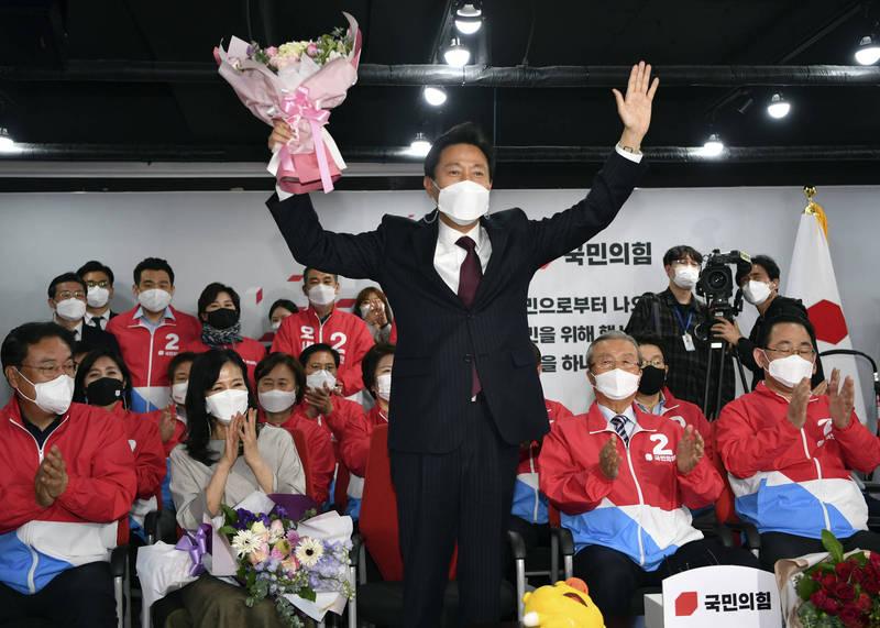 首爾、釜山全失守 韓媒:文在寅最大危機