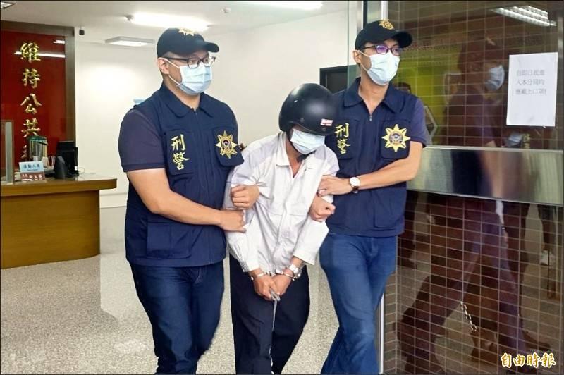 殺人兇嫌黃男被收押。(資料照)