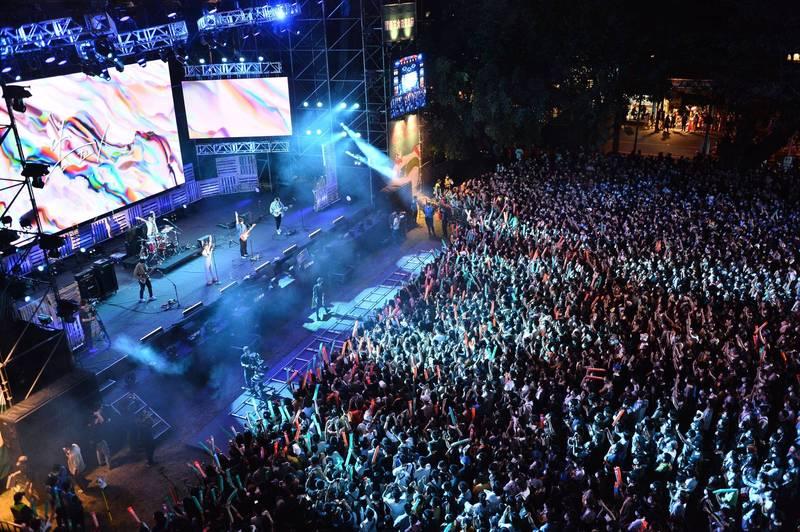 滅火器唱壓軸! 屏東三大日音樂節3天吸客逾10萬人次