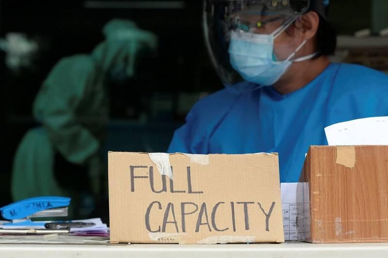 菲律賓今日宣布,將放寬馬尼拉與其他四省的嚴格限制。(路透)