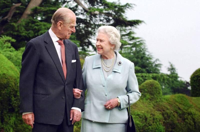 英菲利浦親王辭世 安德魯王子:女王感到「巨大空虛」