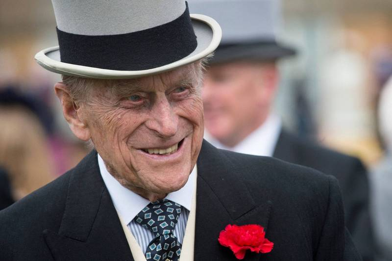 The funeral of Prince Philip will be held on the 17th.  (AFP)