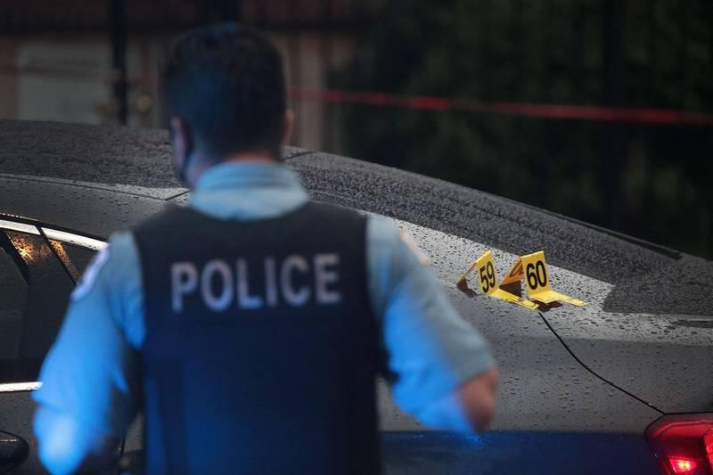 德州爆發公路槍戰,造成1死5傷。圖為示意圖。(法新社)