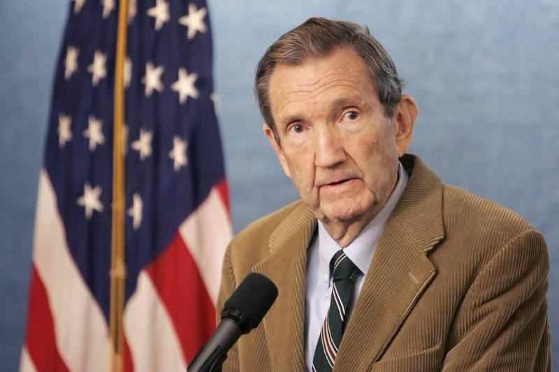 美國前司法部長克拉克(Ramsey Clark)於當地時間9日於紐約自宅安詳離世,享耆壽93歲。(歐新社)