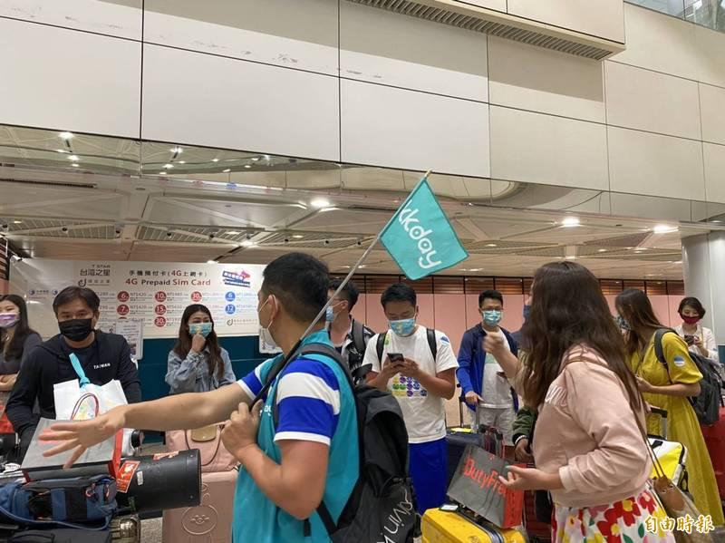 帛琉旅遊泡泡本月上路,首發團衝到百人、聲勢浩大,但團費動輒7、8萬元,讓不少旅客卻步。(資料照)