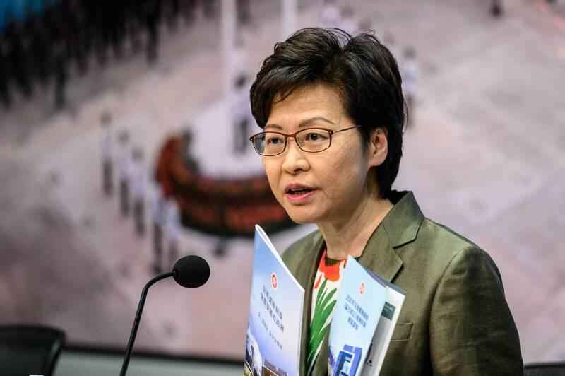 香港修改選制草案明一讀 煽惑他人不投票、投白票廢票違法