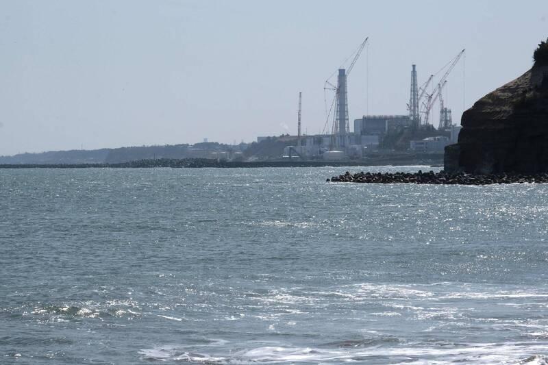 福島核電廠核子事故發生至今逾10年,日本政府拍板將「核廢水」排放入海。(法新社)