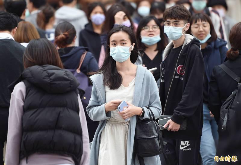 中央氣象局與民間氣象組織均指出,週四至週六東北季風影響,北台灣天氣轉涼,北東低溫將跌破20℃,其他各地也可感受到降溫。(資料照)