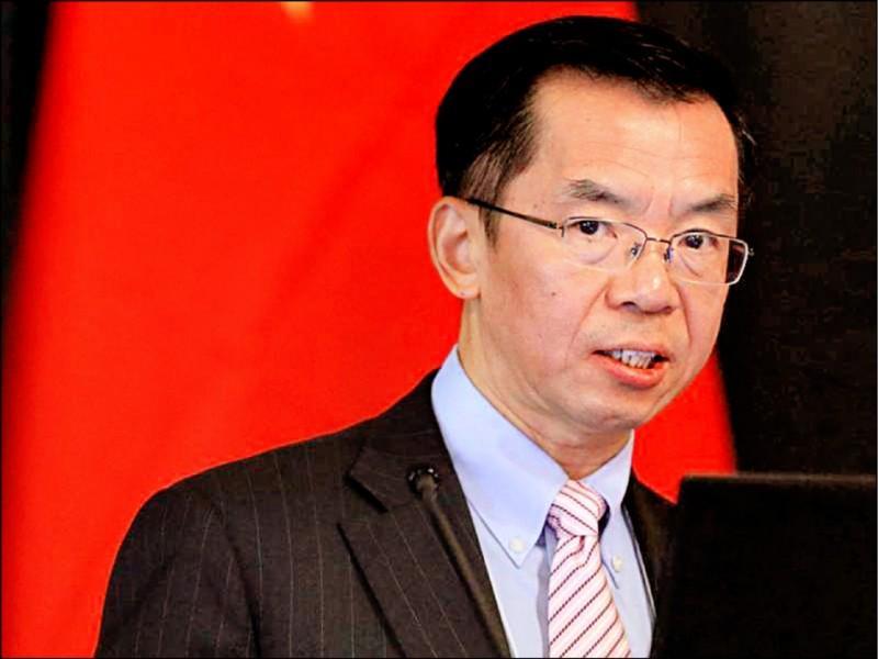 中國駐法大使盧沙野(路透檔案照)