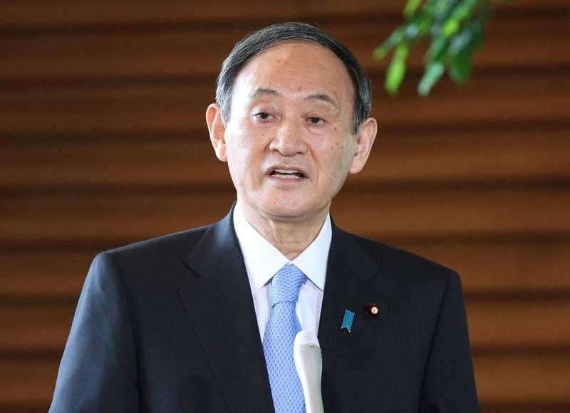 日本首相菅義偉將率團訪問美國,英媒報導,美國正在敦促日方發布聯合聲明,公開表達對台灣的支持立場。(法新社)