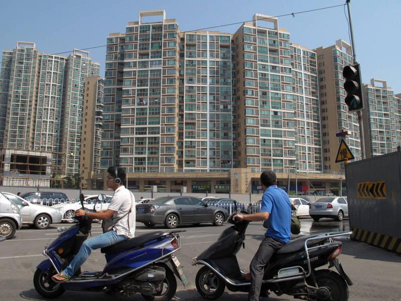 中國湖南一名女子家人5年前在長沙購買了一處房產,近日女子想把房子出售,上門想看看房子狀況,赫然發現房子已遭人出租。圖為長沙市街景,示意圖。(路透)