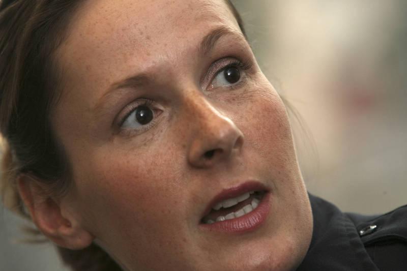 美女警波特遭檢方以二級誤殺罪起訴。(美聯社)