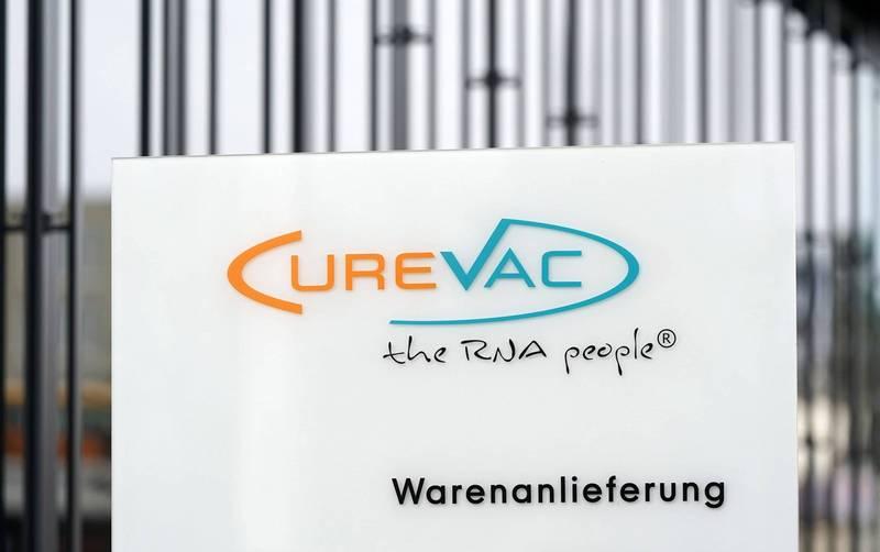 CureVac宣布,疫苗臨床實驗結果將近日公布,最快下個月就可獲得歐盟批准。(歐新社)
