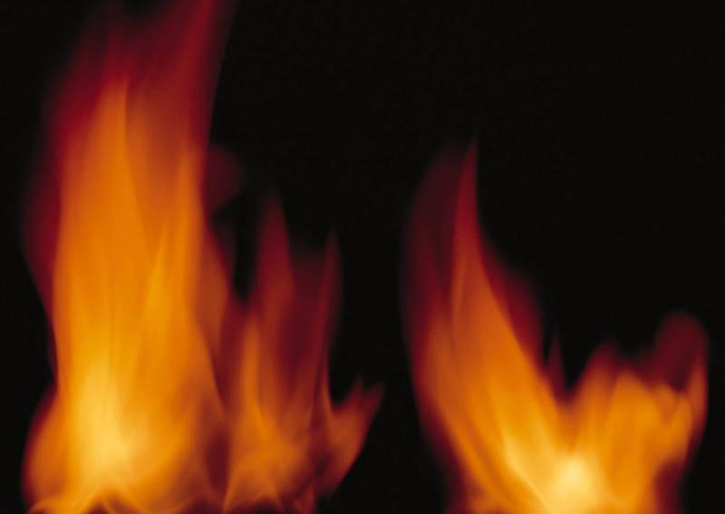 有網友發現沖繩的賣場指標上出現了「火神」。(情境照)