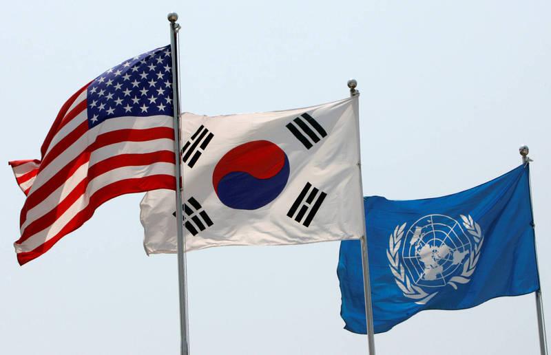 南韓總統文在寅計畫5月訪美。(路透)
