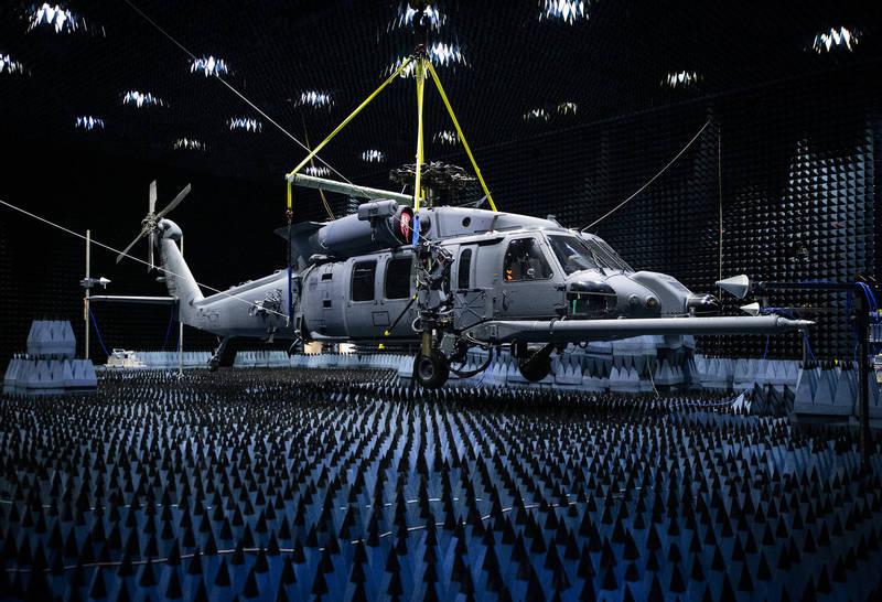 美國空軍發布新聞稿,指出最新的戰鬥搜救直升機HH-60W「快樂綠巨人II式」已完成最新的發展測試,朝全面投入作戰又邁進了一步。(翻攝自美國空軍)