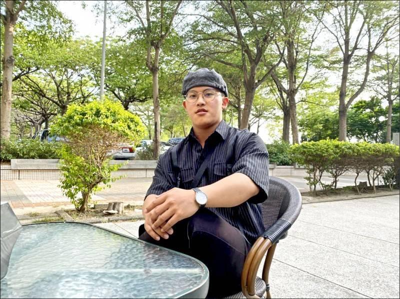 22歲的楊譯翔,成功申請到美國耶魯大學材料所博士班,還拿到全額獎學金。(楊譯翔提供)