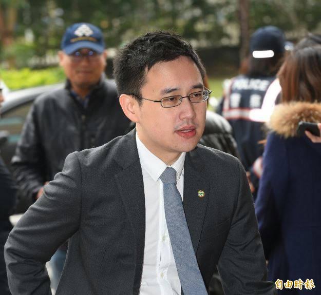 駐美代表處政治組長趙怡翔傳出有意投入2022年台北市議員選舉。(資料照)