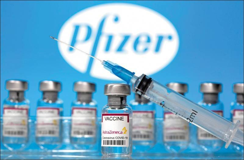 Japanese Minister of Administrative Reform, Taro Kono, said today that Prime Minister Yoshihide Suga, who is leading a delegation to visit the United States, has reached a substantial agreement with Pfizer Pharmaceuticals to increase the purchase of vaccine doses.  (Reuters)