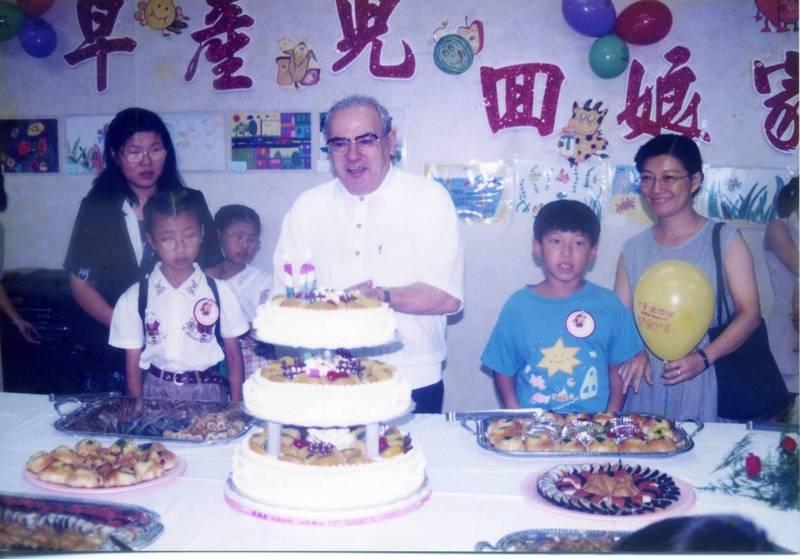 [新聞] 我是正港台灣人!義大利籍神父李智病逝 埋骨在這塊最愛土地