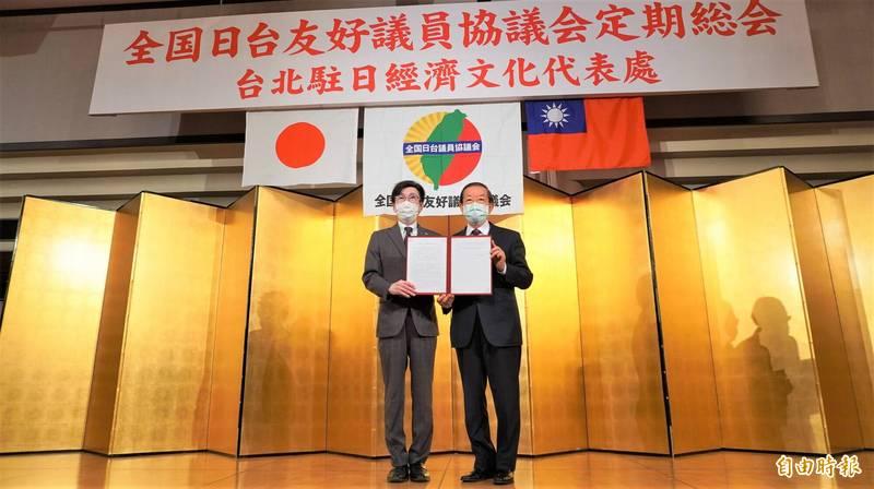 日本地方議員挺台入WHO 謝長廷諷中國「先銷病毒再銷疫苗」