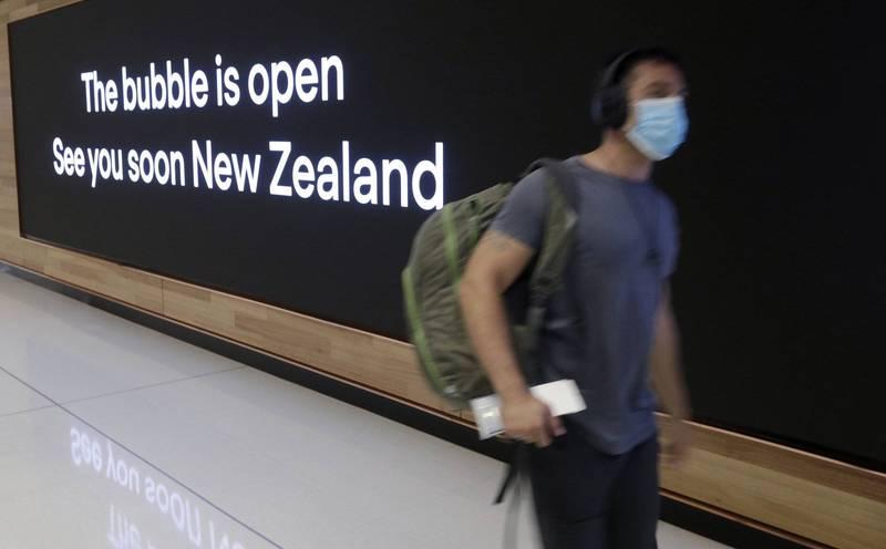 紐澳今日開啟旅遊泡泡。(美聯社)