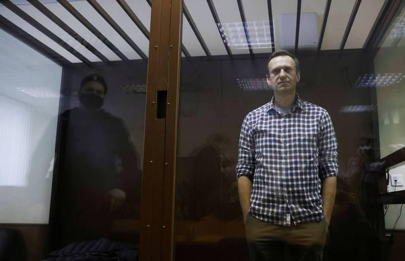 俄羅斯聯邦監獄司稱已將納瓦尼(見圖)送往監護醫院。(路透資料照)