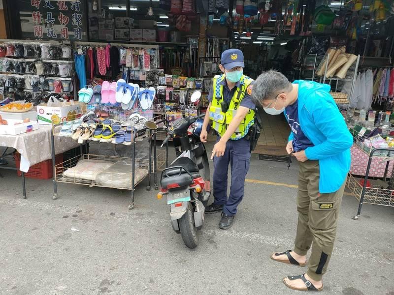 警方提醒電動自行車使用人須注意電動自行車的功能完善,勿任意改裝。(民眾提供)