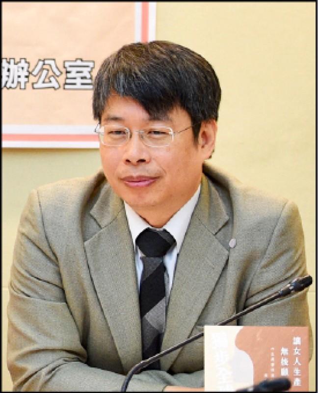 台灣婦產科醫學會理事長黃閔照。(資料照)
