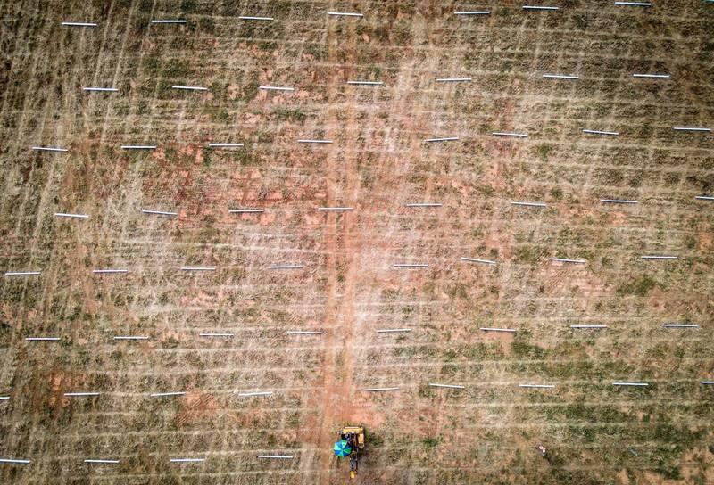 澳州新南威爾斯州政府擬從中國神華能源手中收回當地採礦許可。(彭博)