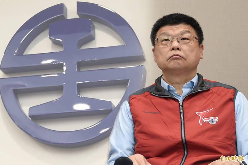 行政院長蘇貞昌同意由現任台鐵副局長杜微(見圖)升任台鐵局長一職。(資料照;本報合成)