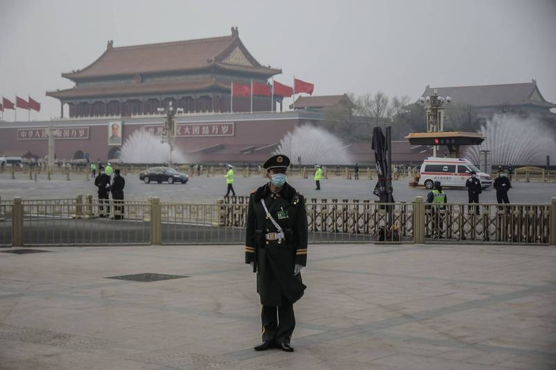 在中國的打壓下,數十名外國媒體記者捨中國改駐台灣,外媒認為這種情形打造了台灣爭取國際支持聲音的機會。(歐新社)
