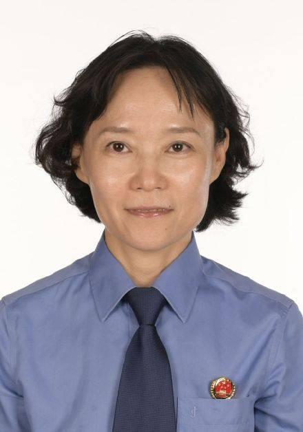 北京市檢察院政治部主任馬立娜在住家墜樓身亡。(圖擷取自微博)