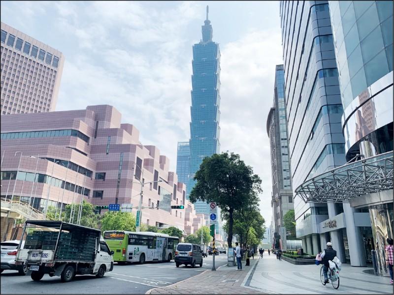 走向世界的台灣,除了自信,還要負責,更要奉獻。(資料照)