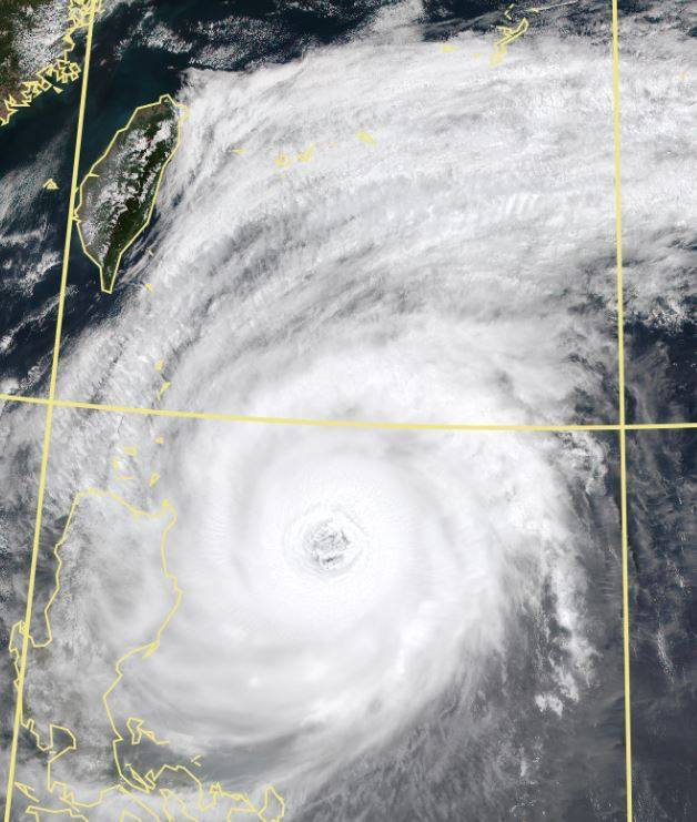 舒力基颱風外圍水氣已抵達東部海域,今日下半天開始移入陸地,基隆、宜蘭、花蓮、台東及恆春等東半部地區開始有降雨機率,週五(23日)前天氣均較不穩定。(擷取自中央氣象局)