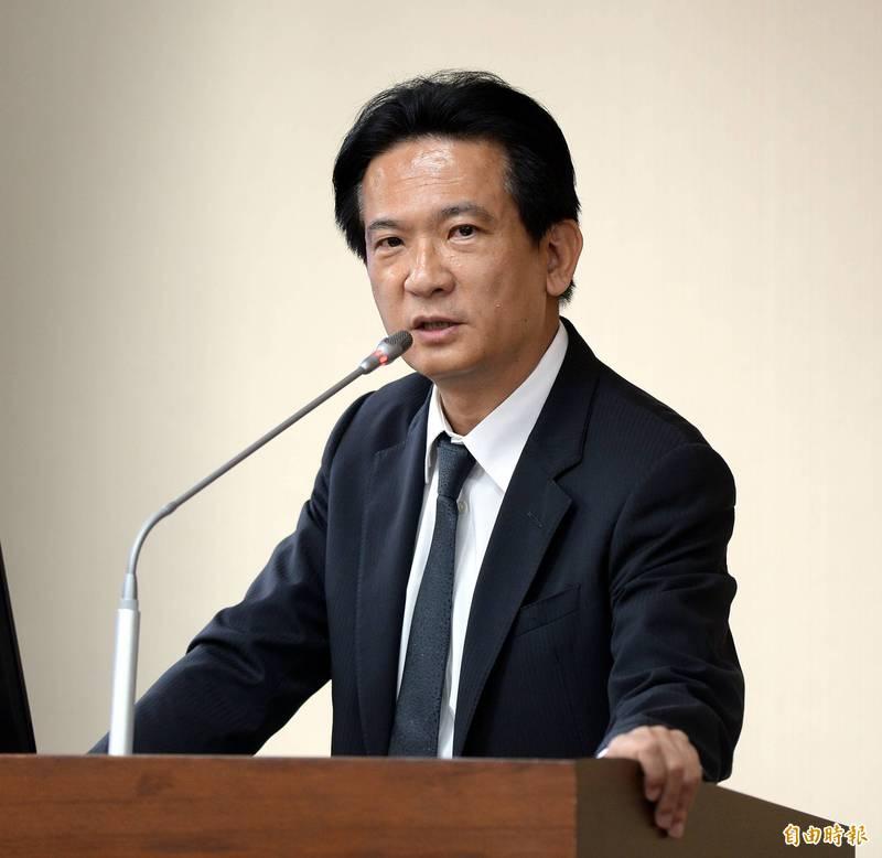 立委林俊憲指出,美眾議員提「台灣國際團結法案」,一旦通過,美國對台主權立場將從「戰略模糊」走向「戰略清晰」,給台灣國際地位代來決定性影響。(資料照)