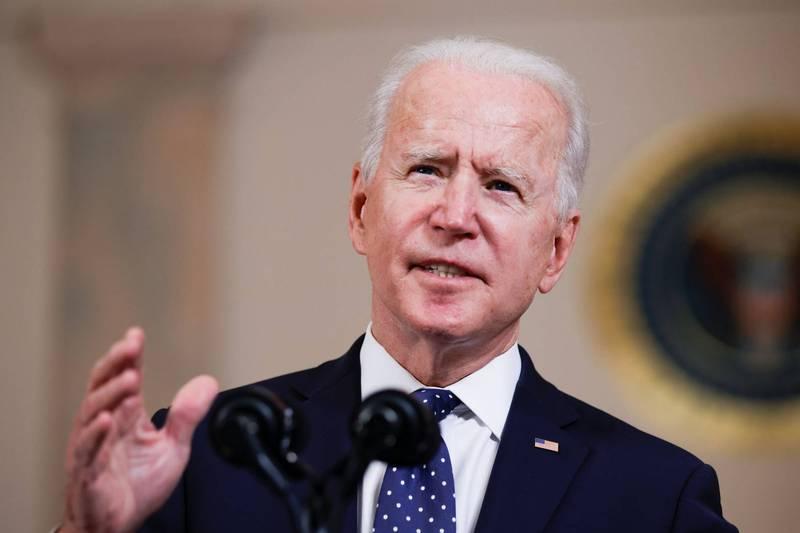 拜登政府發表聲明,表態「強烈支持」(strongly supports)華盛頓特區成為美國第51州。(路透)