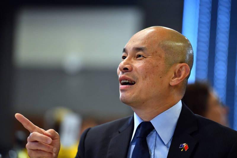 中國駐澳公使王晰寧說「中國不是一頭奶牛」,奇葩言論引發議論。(歐新社資料照)