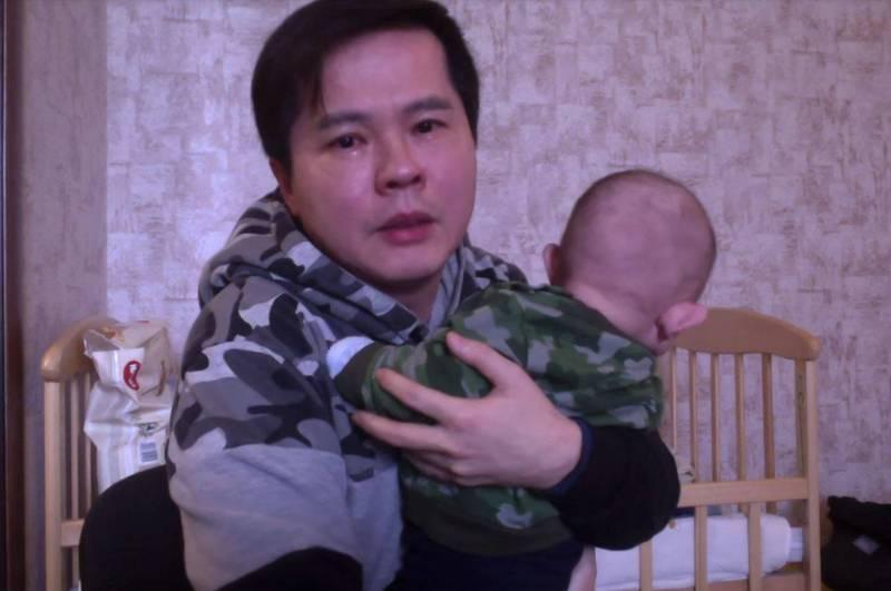 一名自稱來自台灣的呂姓男子近日於臉書發文求救,稱年初時在烏克蘭透過代理孕母獲得一名小孩,但後來卻因疫情及申請護照卡關,讓他至今都困在烏克蘭,無法帶著小孩出境回國。(圖擷自YouTube)